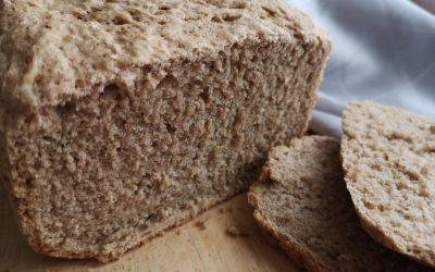 Pan de centeno con panificadora lidl