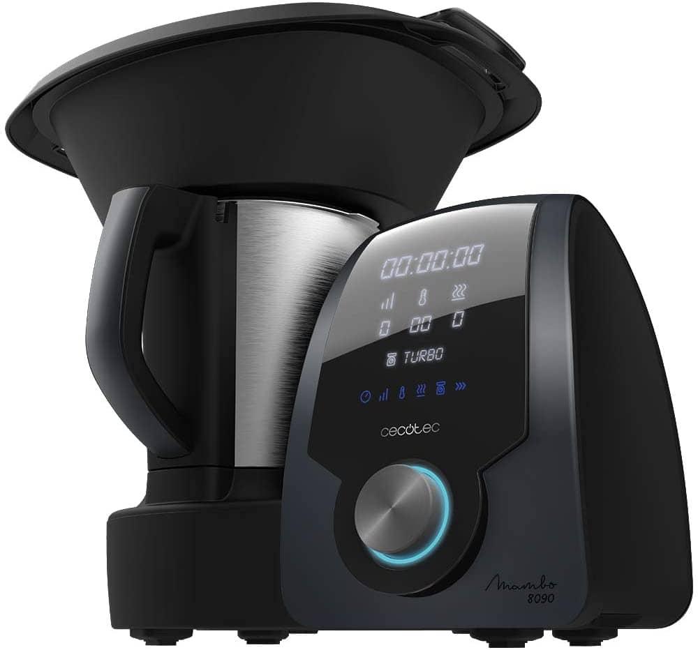 Cecotec Robot de Cocina Multifunción Mambo 8090