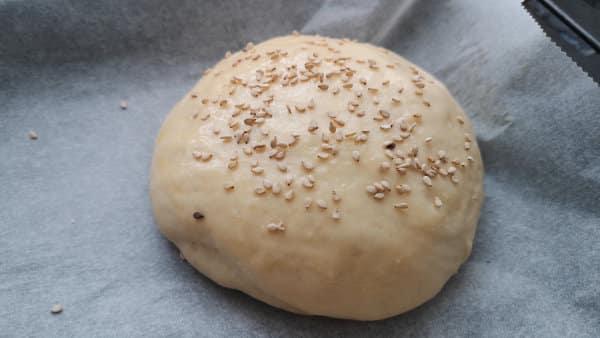 Receta pan de hamburguesa casero