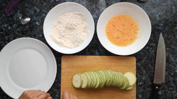 calabacines fritos