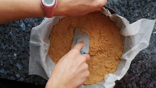 hacer tarta de queso casera