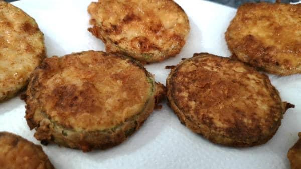 receta calabacines rebosados