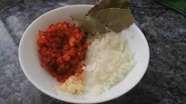 ingredientes berenjenas encurtidas