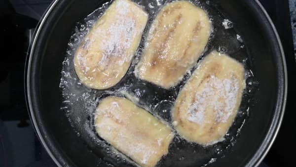 ingredientes lasaña de berenjenas
