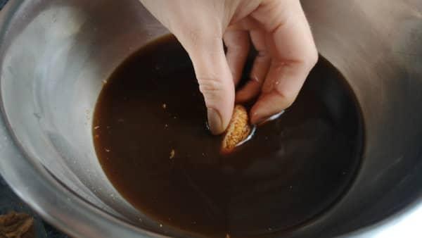 receta casera tarta helada de café