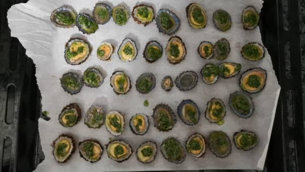 como hacer lapa con mojo verde