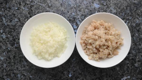 ingredientes croquetas de pescado