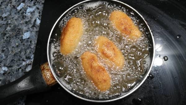 receta casera de croquetas de pescado