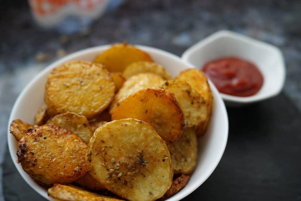 receta casera papas al horno especiadas