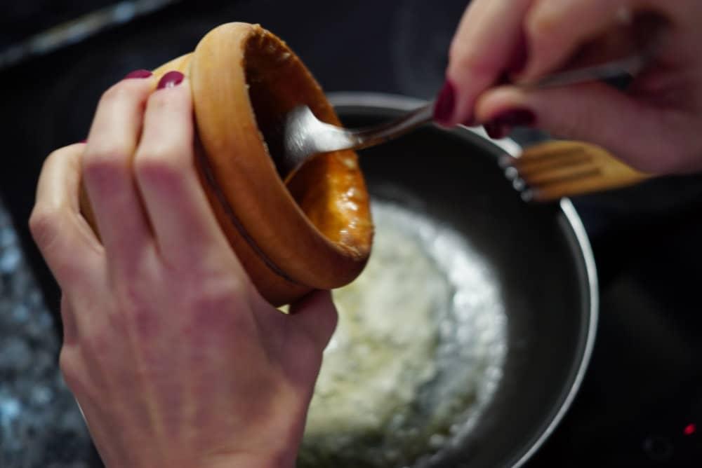 como hacer gambas al ajillo receta