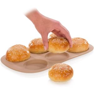 model pan de hamburguesa caserro